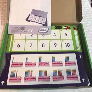 Junior Learning Number Accelerator Set 1 Ages 5+